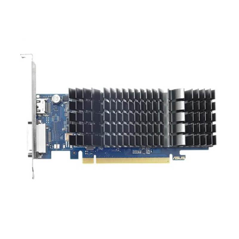 SCHEDA VIDEO 2GB GDDR5 ASUS GT1030 DISSIPAZIONE PASSIVA GT1030-SL-2G-BRK