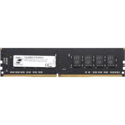 RAM DIMM DDR4 2400MHZ 8GB C17 G.SKILL F4-2400C17S-8GNT