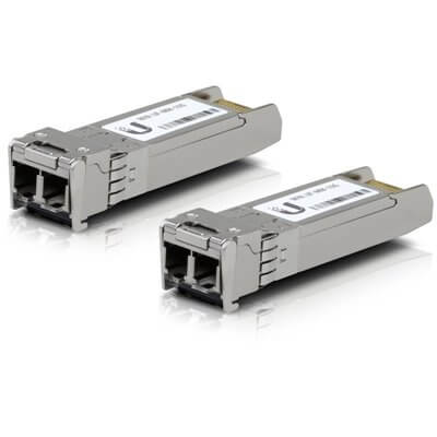Ubiquiti SFP+ 10G, MM LC 300m Dual-Fiber 850nm 2-pack UF-MM-10G