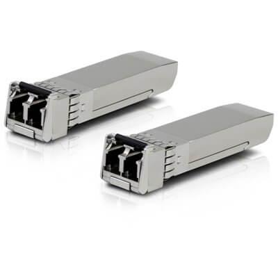 Ubiquiti SFP+ 10G, MM LC 300m Dual-Fiber 850nm 2-pack UF-MM-10G