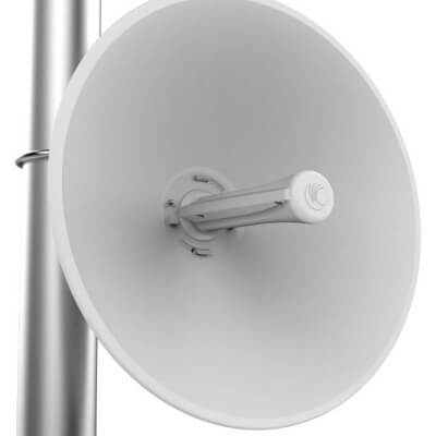 CAMBIUM NETWORKS EPMP FORCE 300  High Gain Radio 802.11ac wave2, 700 Mbps throughput, 1000 Eth , 25 dBi C050910C203A
