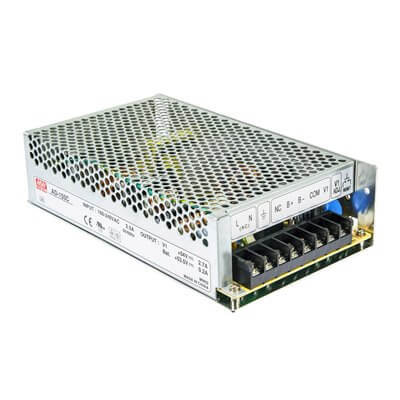 Alimentatore switching buffer Mean Well AD-155C 48V (48-56) 2,8A 155W MW-AD-155C