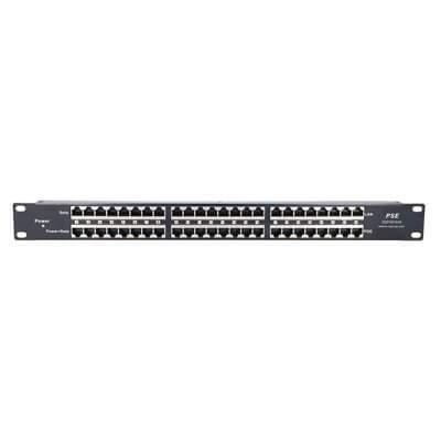 EXTRALINK POE INJECTOR 24 PORT 10/100M  Ethernet ports EX-2015