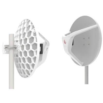 Mikrotik RouterBoard Wireless Wire Dish RBLHGG-60adkit