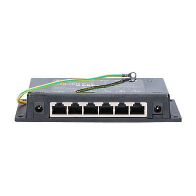EXTRALINK POE INJECTOR 6 PORT GIGABIT EX-2039