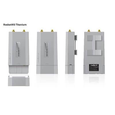 Ubiquiti ROCKET M5 TITANIUM , 2X2 MIMO, TDMA, 5 GHz, 550MHz, 128MB RAM
