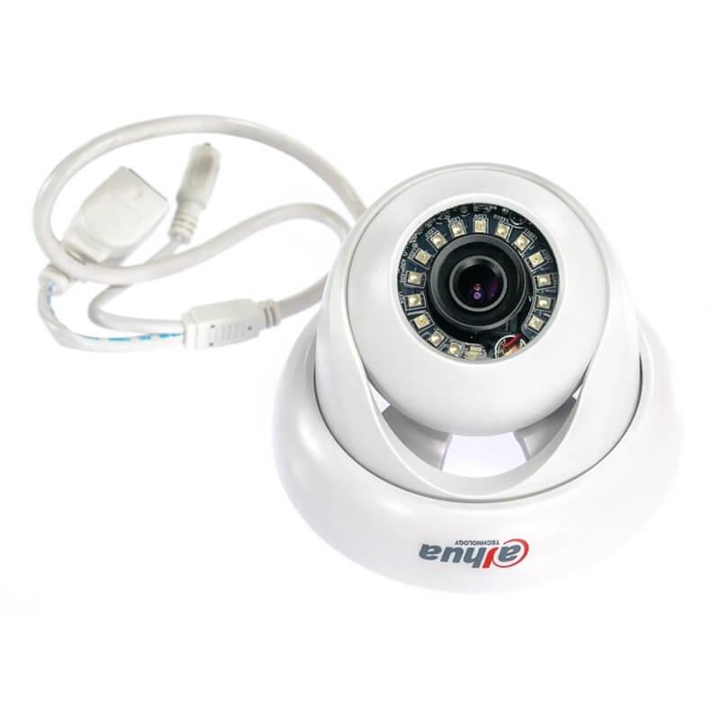 Telecamera IP Dahua IPC-HDW3200P - 2Mpix 1280p IR POE