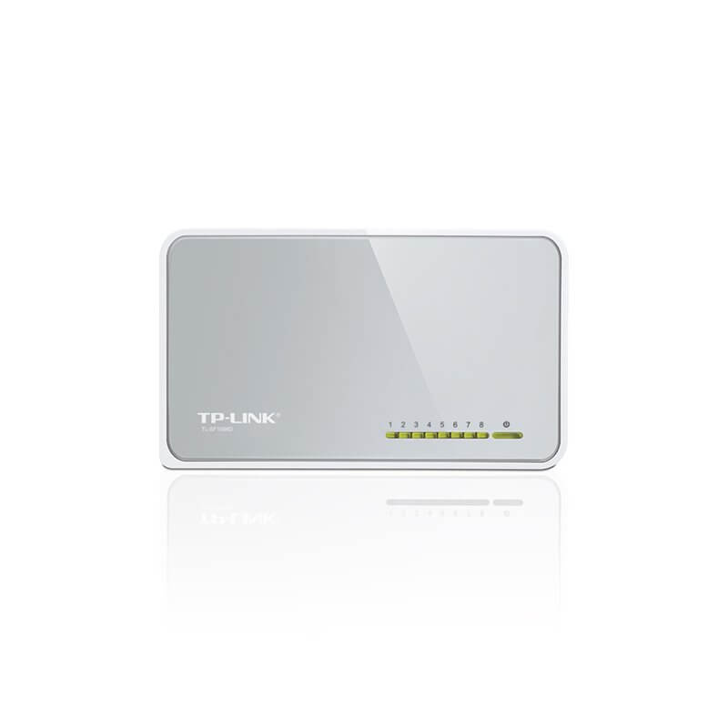TP-Link TL-SF1008D 8x10/100 switch