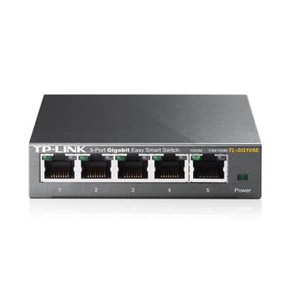 Switch 5 porte Gigabit TL-SG105E
