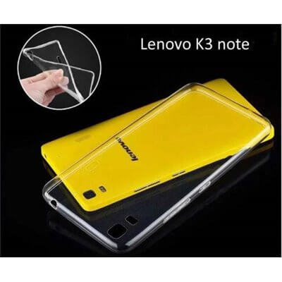 """Cover Case Custodia GEL trasparente LENOVO K3 note K50- T5 5,5"""""""