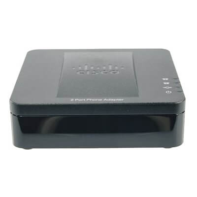 Cisco SPA112 gateway VoIP
