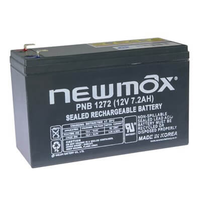 NEWMAX PNB1272 Battery 12V 7.2Ah Long Life