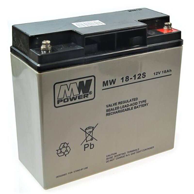 Batteria MW 18-12S 18Ah 12V