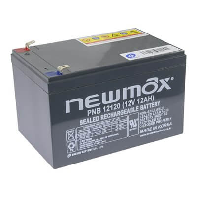 NEWMAX PNB12120 Battery 12V 12Ah Long Life