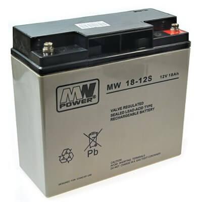 Batteria MW 18-12 18Ah 12V