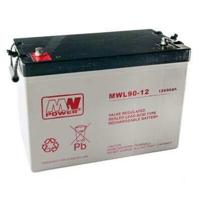 Batteria MWL 90-12 90Ah 12V Long Life