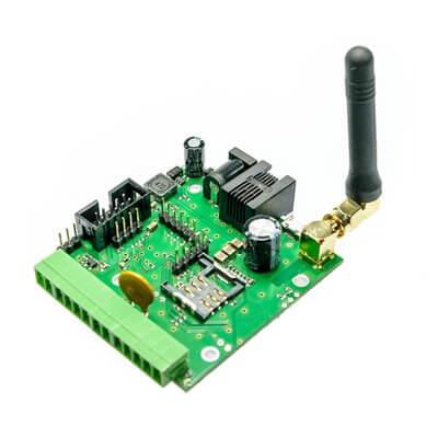 Controllore GSM v3