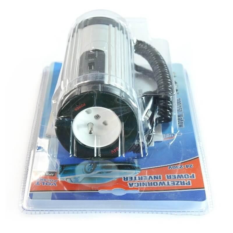 Convertitore di tensione 150 / 300W 24V / 230V (CAN)