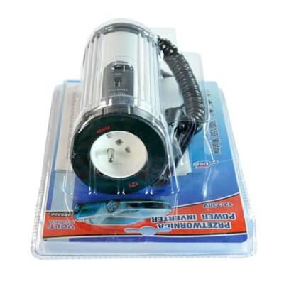Convertitore di tensione 150/300W 12V/230V (CAN)