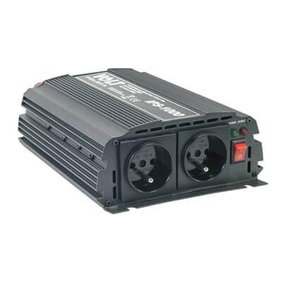 Convertitore di tensione 700/1000W 24V/230V