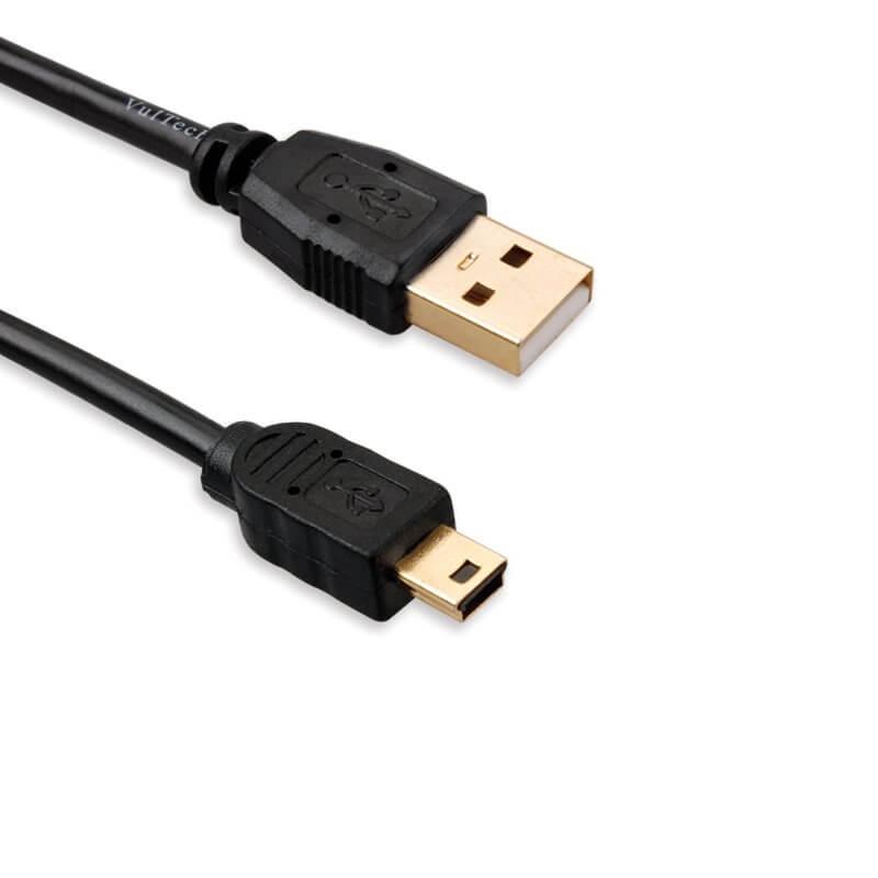 VULTECH CAVO USB A MINI-USB 2.0 1.5MT - SC10818