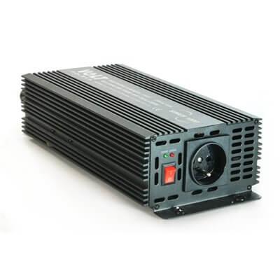 Convertitore di tensione sinus 800/1000W 12V/230V