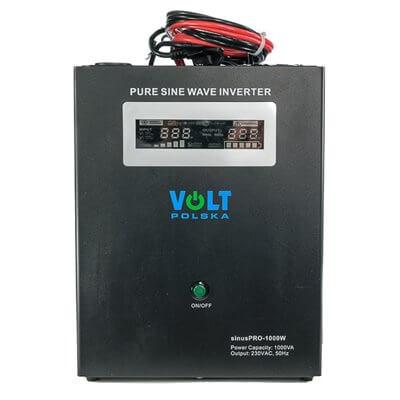 Inverter sinusPRO-1000W 12V 700/1000W