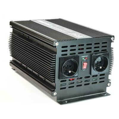 Convertitore di tensione 2500/5000W 12V/230V