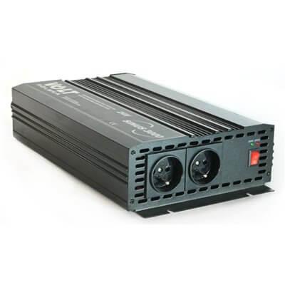 Convertitore di tensione  sinus 1500/3000W 24V/230V