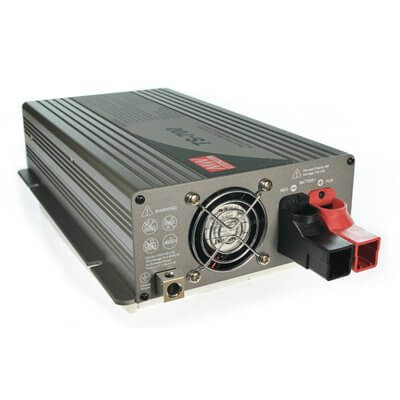 Inverter sinusoidale Mean Well TS-1000-224B invertitore 24VDC / 230VAC