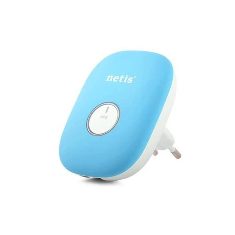 NETIS E1+ 300Mbps Wireless N Range Extender - ripetitore wireless 2,4ghz