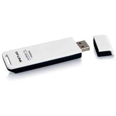 TP-LINK Adattatore Wireless N 300Mbps USB