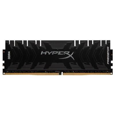 RAM DIMM DDR4 3200MHZ 16GB (KIT 2X8GB) C16 HYPERX PREDATOR HX432C16PB3K2/16