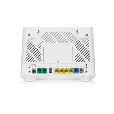 Zyxel VMG8623-T50B  Dual-Band Wireless AC/N VDSL2 VoIP Combo WAN IAD - support profile 35b & bridge mode.