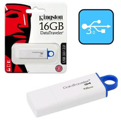PENDRIVE USB Flash 16GB Kingston DTIG4/16GB USB 3.0