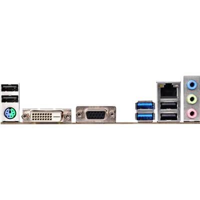 SCHEDA MADRE SKT. 1151 ASROCK H110M-DVS V3.0 - NON COMPATIBILE CON CPU 1151 COFFEE LAKE