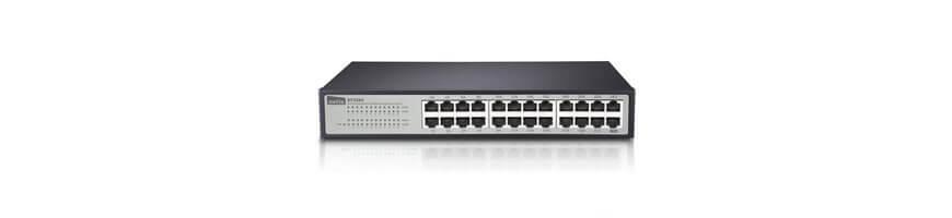 Switch 10/100 / gigabit / POE  - Wisp Store